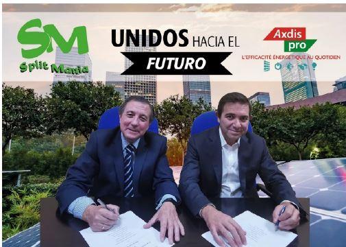 Axdis s'implante en Espagne avec le rachat de Split Mania