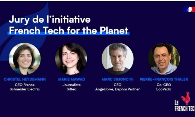20 start-up greentech accompagnées par l'initiative French Tech for the Planet