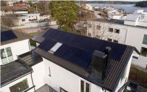 LE CSTB valide les modules solaires LG Solar intégrés au toit avec GSE In-roof en « technique courante »