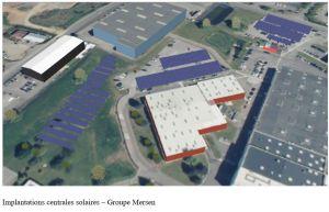 Legendre Energie va installer deux centrales solaires en autoconsommation pour le groupe Mersen