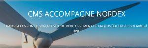 Nordex cède son activité de développement de projets éoliens et solaires à RWE