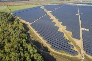 Le plus grand parc solaire d'Allemagne délivre ses premiers kilowattheures