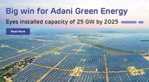 Total prend 20% de l'Indien Adani Green Energy, premier développeur solaire mondial