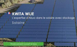 AkuoCoop lance une levée de fonds pour le projet solaire Kwita Wije en Nouvelle-Calédonie