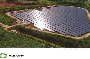 Albioma remporte 12 MWc de projets solaires en France