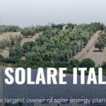 Crédit Agricole Assurances acquiert 30% de l'Italien EF Solare