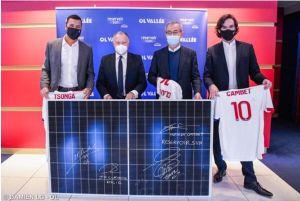 Reservoir Sun, ENGIE et OL Groupe s'associent pour solariser le projet OL Vallée