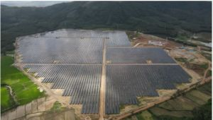 Sharp installe une centrale solaire de 50 MW au Vietnam