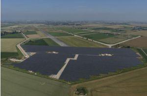 La deuxième tranche du parc photovoltaïque de Cambrai-Niergnies est opérationnelle