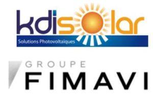 KdiSolar rejoint le groupe Fimavi