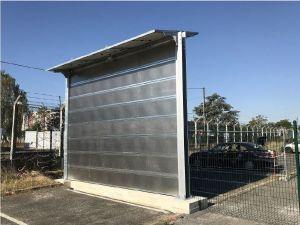 Une première en Ile-de-France : expérimentation d'un écran acoustique photovoltaïque