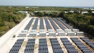 Akuo installe une solution conteneurisée de production d'énergie solaire en République dominicaine