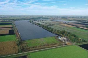 Delta fournit 1500 onduleurs la plus grande centrale photovoltaïque au sol d'Allemagne du Sud