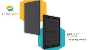 DualSun dévoile un panneau solaire hybride de 375 Wc