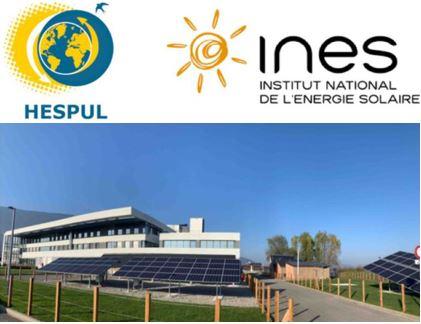 L'Institut National de l'Energie Solaire et l'association Hespul renforcent leur partenariat