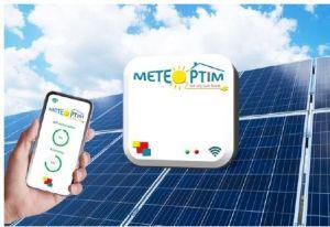 La Box Meteoptim combine informations météo et IA pour optimiser les installations solaires