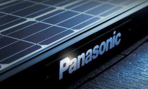 Panasonic se retire de la production de produits photovoltaïques