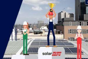 Lancement du grand Jeu SolarEdge 2021