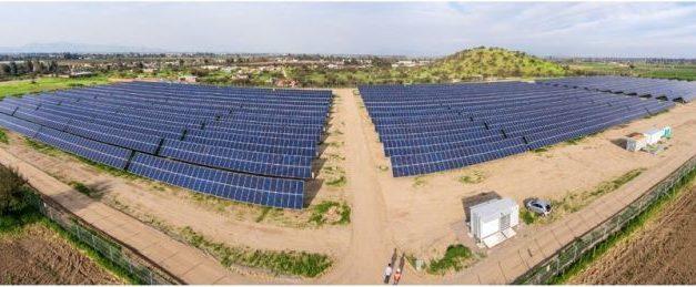 CVE rachète à Solarpack 4 projets PV au Chili d'une capacité totale de 50 MWc