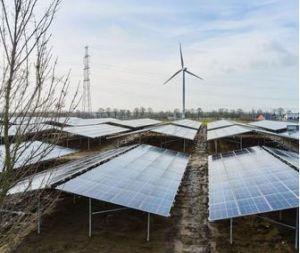 2000 panneaux photovoltaïques pour alimenter le datacenter du Parc scientifique d'Engie en Belgique