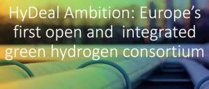 30 industriels préparent la future filière européenne d'hydrogène totalement vert au prix des énergies fossiles