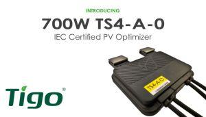 Tigo dévoile un optimiseur destiné aux modules solaires allant jusqu'à 700 W