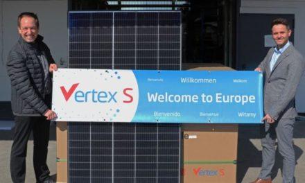 Trina Solar annonce l'arrivée en Europe de ses modules Vertex S