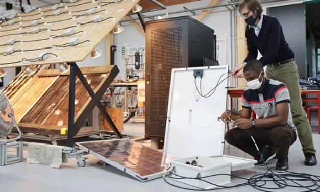 Des solutions pour maximiser la performance des installations solaires, imaginées à l'USMB