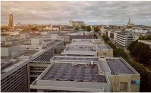 Engie Entreprises & Collectivités et CIC Ouest, partenaires d'un site pilote d'autoconsommation solaire collective à Nantes