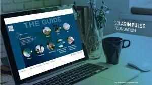 La Fondation Solar Impulse de Bertrand Piccard présente 1000+ solutions propres et rentables à la crise environnementale