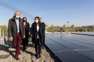 Cinquième projet de la coopérative citoyenne Enercitif à Paris