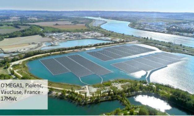 Ciel & Terre et Akuo modifient leur accord pour accélérer l'essor du solaire flottant en France