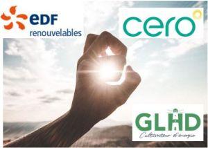 Agrivoltaïsme : EDF Renouvelables et Cero Generation prennent le contrôle de GLHD