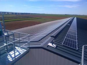 IEL met en service une centrale PV de 316 kWc atypique