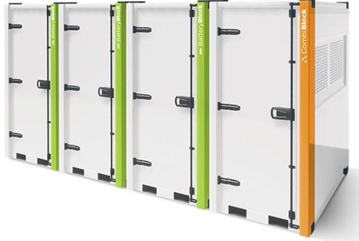 Concept « LeBlock » de Leclanché : solution modulaire et évolutive de stockage d'énergie par batteries
