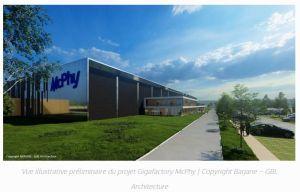 Hydrogène : McPhy présélectionne Belfort pour l'implantation de sa Gigafactory d'électrolyseurs