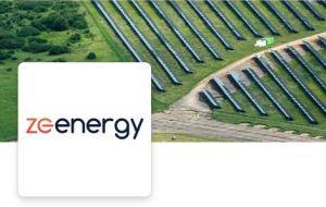 Acofi Gestion finance les projets solaires hybrides du groupe ZE Energy