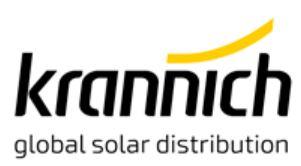 Les modules solaires Meyer Burger désormais disponibles à la commande chez Krannich Solar