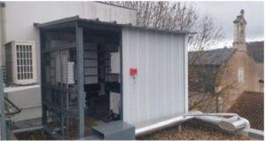 Solarwatt fournit son plus grand système de stockage solaire sur le toit du bâtiment des archives de Périgueux