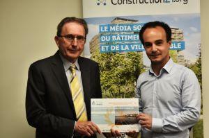 GreenYellow remporte un prix pour le projet de solarisation de Saint-Etienne Métropole