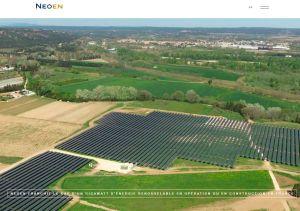 Neoen franchit le cap d'un gigawatt d'énergie renouvelable en opération ou en construction en France