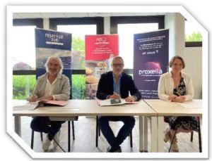 Proxelia et Reservoir Sun construisent un partenariat solaire dans les Hauts-de-France