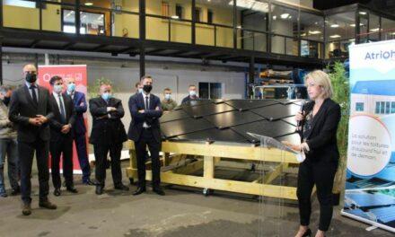 «Solarisation» de toitures par tiers investissement : Akuo et la Banque desTerritoires créent Atriohm