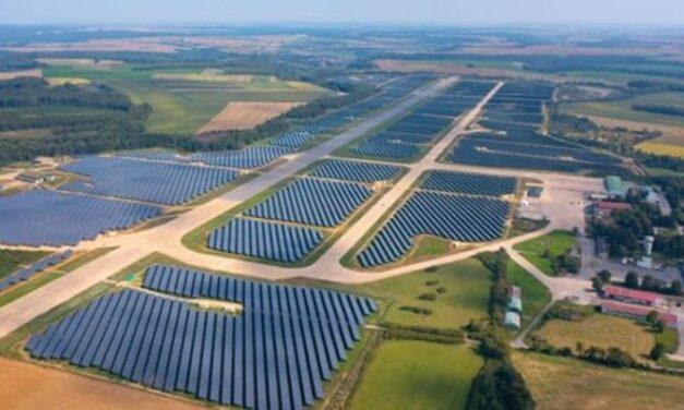 TSE inaugure la deuxième plus grande centrale photovoltaïque de France