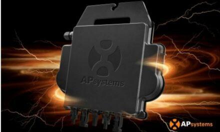 APsystems dévoile le micro-onduleur DUO le plus puissant du marché