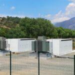 Corsica Sole inaugure une centrale de stockage d'électricité en Corse
