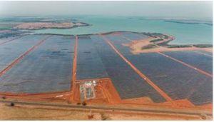 EDPR ouvre une centrale solaire de 252 MWc au Brésil