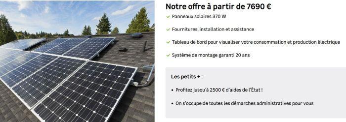 Leroy Merlin s'allie à Voltalia pour une offre de toitures solaires pour les particuliers