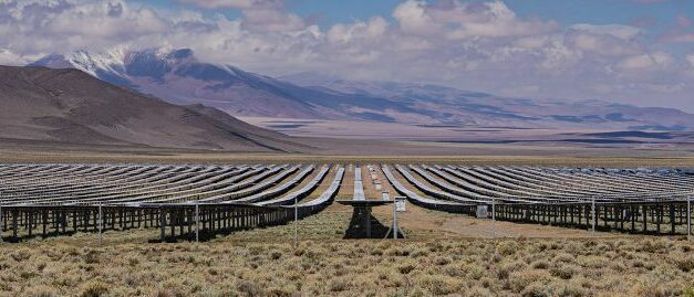 Neoen annonce la mise en service d'Altiplano 200, centrale solaire de 208 MWc en Argentine
