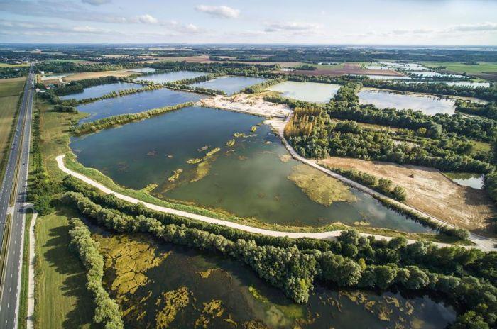 RES obtient le permis de construire du plus grand parc solaire flottant en France